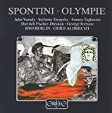 Spontini - Olympie [DOPPEL-CD]