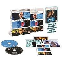 Gattaca Blu Ray + DVD + Art Cards + Digital Download uk Premium Collection Region Free