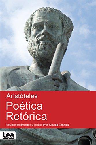 Poética. Retórica por Aristóteles