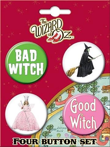 Wizard Of Oz Bonne Sorcière - Le Magicien d'Oz Bonne sorcière sorcière Mauvais