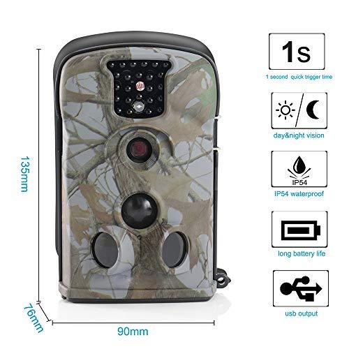 Zoom IMG-1 rtofo fotocamera caccia coolife 12mp