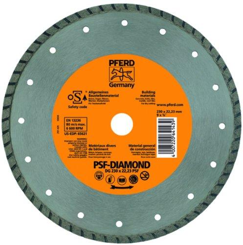 PFERD - DISCO DIAMANTE DG 230 X 2 6 X 22 23 PSF