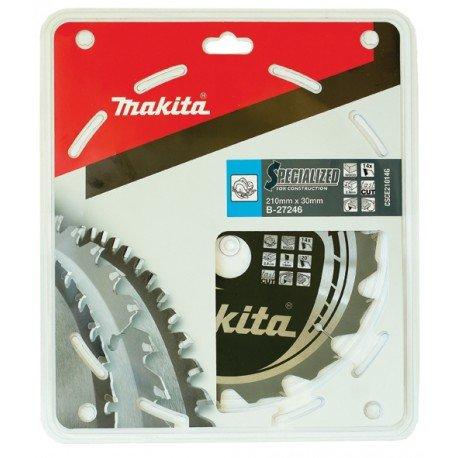 MAKITA B-27246 - DISCO HM 210/30/14D CONSTRUCCION