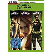 Tomb Raider Trilogie - [Green Pepper]