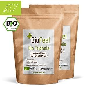 BioFeel – Bio Triphala Pulver – 200g