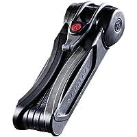 Trelock FS 500 Toro - Candado plegable para bicicletas (90 cm, con soporte) negro