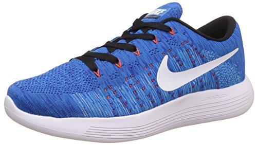 54abb48689a Nike Men s Lunarglide 8 Blue Running Shoes - 10 UK India (45 EU)(11  US)(843725-004)