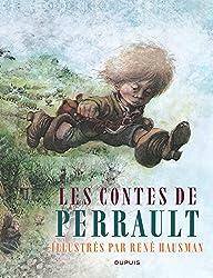 Les contes de Perrault - tome 1 - Les contes de Perrault (édition normale)