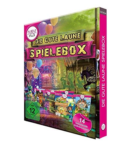 Die gute Laune Spielebox