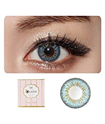 O-LENS Jenith3 Blue - Coloured Contact Lens ( 6 Month )