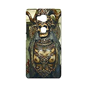 BLUEDIO Designer Printed Back case cover for Huawei Honor X - G2816