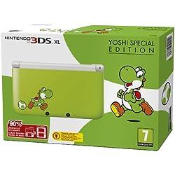 Nintendo 3DS XL - Consola - Yoshi Edición Especial