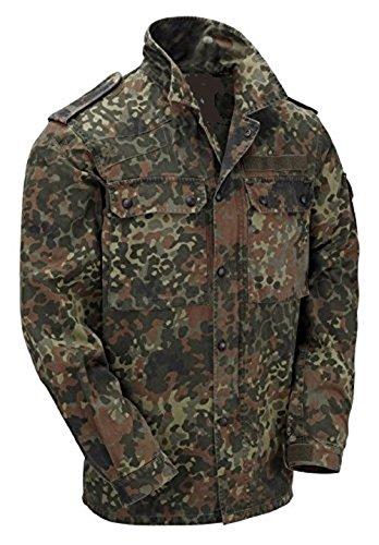Deutsche Camouflage Hose (Bundeswehrshirt FLECTARN Combat Shirt, Grün)