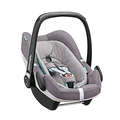 bébé confort Cabriofix Kindersitz, grau (Concrete Grey)