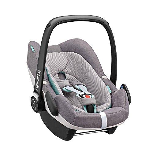 Preisvergleich Produktbild bébé confort Cabriofix Kindersitz, grau (Concrete Grey)