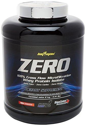 Big Man Nutrition Zero Whey
