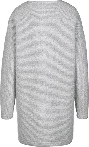Bench Aptness, Sweat-Shirt Femme, Taille Unique gris chiné