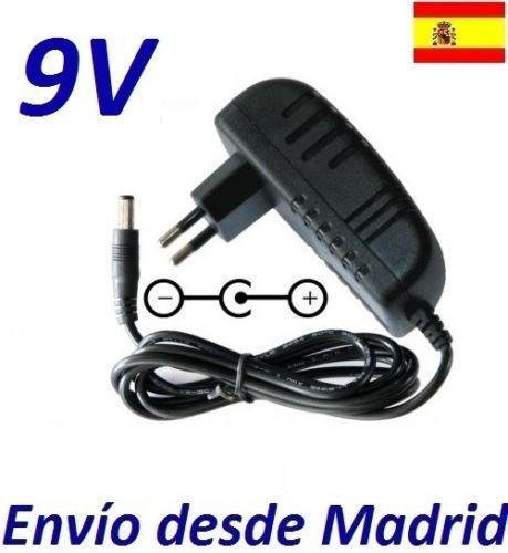 Cargador Corriente 9V Reemplazo Pedal Line 6 POD XT Live Recambio Replacement