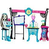 Monster High–Classe de science folle (Mattel dnx37)