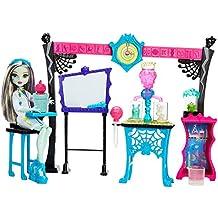 Monster High - Clase de ciencia loca (Mattel DNX37)