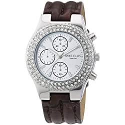 Mike Ellis New York Women's Quartz Watch L2618ASU/1 L2618ASU/1 with Metal Strap