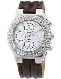 Mike Ellis New York Damen-Armbanduhr XS Analog Quarz L2618ASU/1