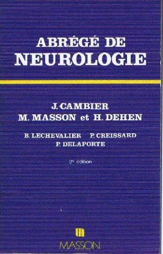 Abrégé de neurologie