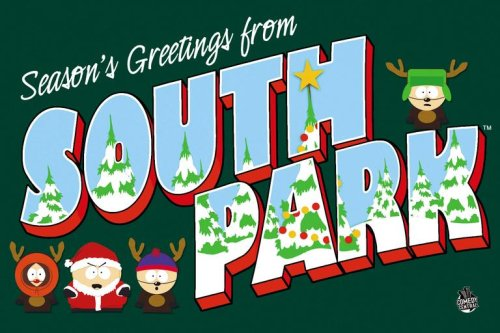 Season's Greetings from South Park