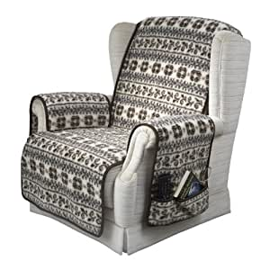 Combined Quilted Arm Chair One Seater Armchair Cover New ...