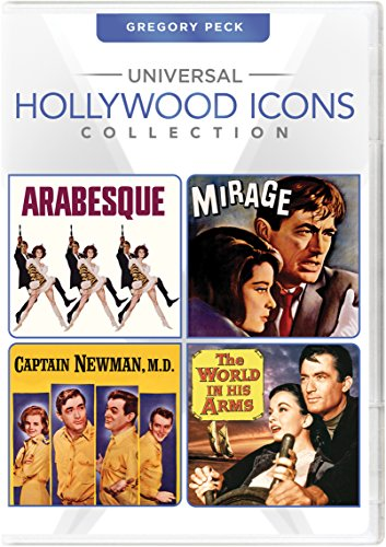 universal-hollywood-icons-collection-gregory-peck-arabesque-mirage-captain-newman-md-the-world-in-hi