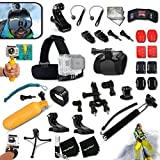 Xtech®Professional GoPro HERO Camera 37 Piece Accessory Kit - Best Reviews Guide