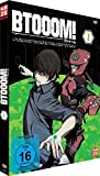 DVD Cover 'Btooom! - Vol. 1