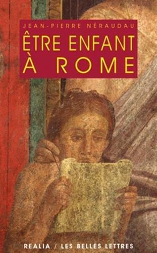Être enfant à Rome
