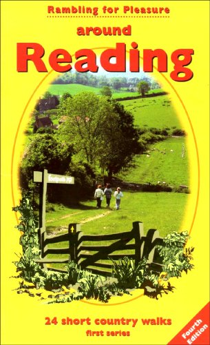 Rambling for Pleasure Around Reading (first Series): 24 Short Country Walks