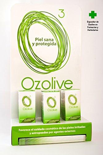 Aceite Ozonizado Ozolive|El mejor aceite OZONIZADO del 2019.