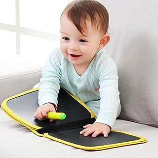 Awtang Travel Magic chalk Doodle Mat, Magic Pen Educational Toy for Children Toddlers Kids