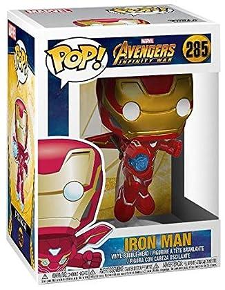 Pop! Marvel: Avengers Infinity War- Iron Man Bobblehead Figu