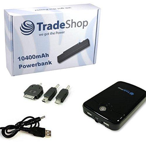 10400mAh Powerbank Reserve Akku Zusatz Akku Ladegerät Lader Micro-USB Mini-USB für Vodafone Mi-FI R210 mobiler HotSpot D55 mobiler HotSpot ZTE Skate 4.3 4G N9120