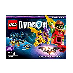 Lego Dimensions - Story Pack Batman Movie LEGO BATMAN MOVIE LEGO