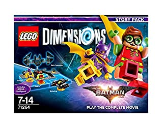 LEGO Dimensions - Story Pack Lego Batman Movie (B01M5CHWCV) | Amazon Products