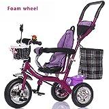 Trolley leggero della ruota della bolla, bici dei bambini, bicicletta, carrello del bambino della bambina, triciclo dei bambini ( stile : A )