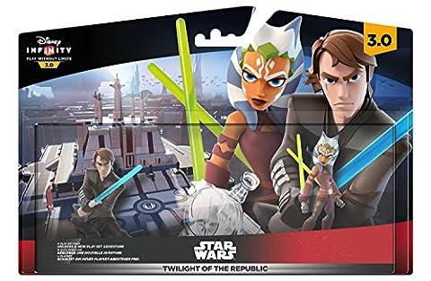 Disney Infinity 3.0 - Twilight of the Republic Play Set