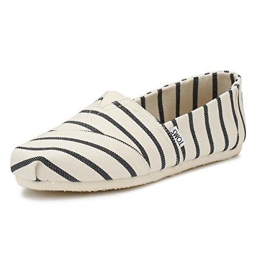 Alpargata Espadrilles multi-color Größe: 35,5 Farbe: multi-colo (Marine Toms Schuhe)