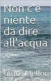 Non c'è niente da dire all'acqua (Italian Edition)