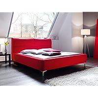 Suchergebnis auf Amazon.de für: Rot - Polsterbetten / Betten ...