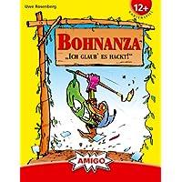 """Amigo - 7900 - Jeu de cartes """"Bohnanza"""" - Langue: allemande"""