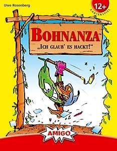 AMIGO 07900 – Bohnanza, Kartenspiel