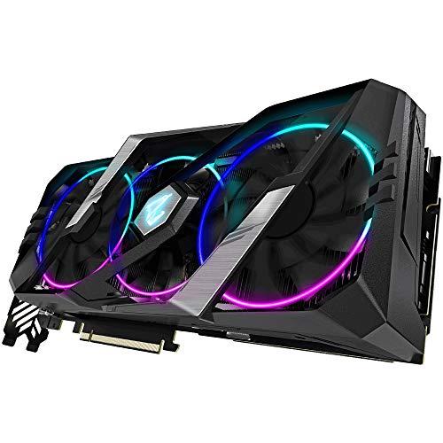 Gigabyte Nvidia RTX2080 Super Aorus 8G Fan GDDR6 DP/HDMI PCI Express Grafikkarte (Pci-express-grafikkarte)