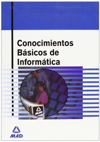 Conocimientos basicos de informatica por Editorial Mad