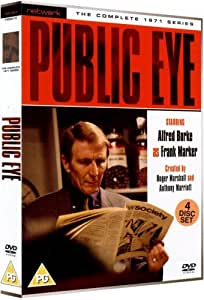 Public Eye - The Complete 1971 Series [DVD]